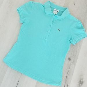 👚Lacoste Short Sleeve Polo Shirt